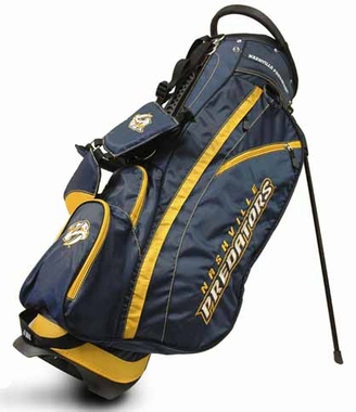Nashville Predators Fairway Stand Bag