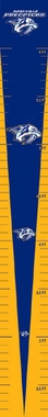 Nashville Predators Growth Chart