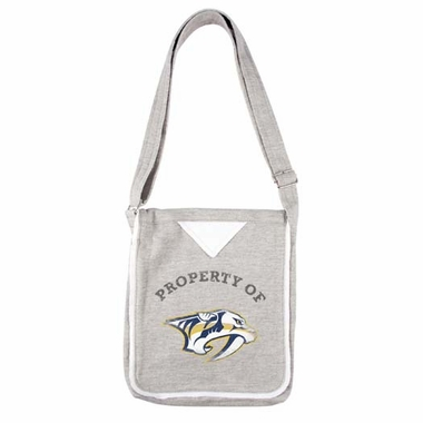 Nashville Predators Hoodie Crossbody Bag