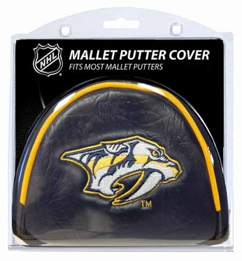 Nashville Predators Mallet Putter Cover