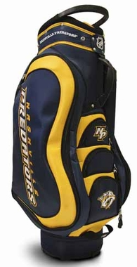 Nashville Predators Medalist Cart Bag