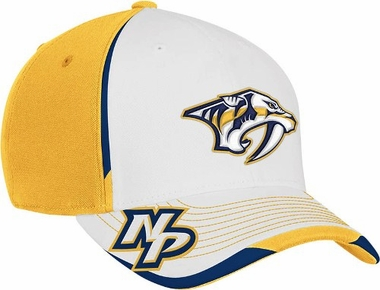 Nashville Predators NHL Reebok 2012 Center Ice 2nd Season Player Hat