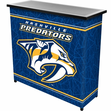 Nashville Predators Portable Bar