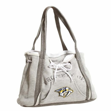Nashville Predators Property of Hoody Purse