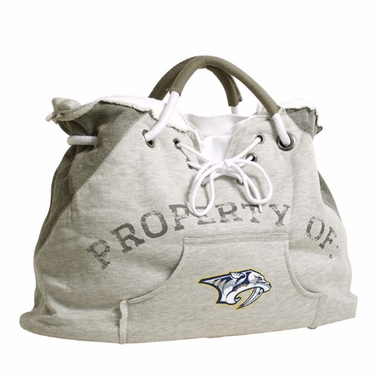 Nashville Predators Property of Hoody Tote