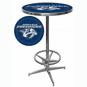 Nashville Predators Pub Table