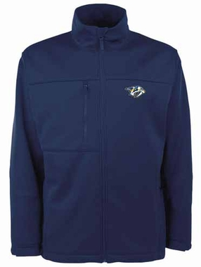 Nashville Predators Mens Traverse Jacket (Team Color: Navy)