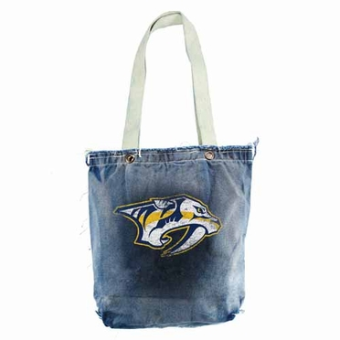 Nashville Predators Vintage Shopper (Denim)