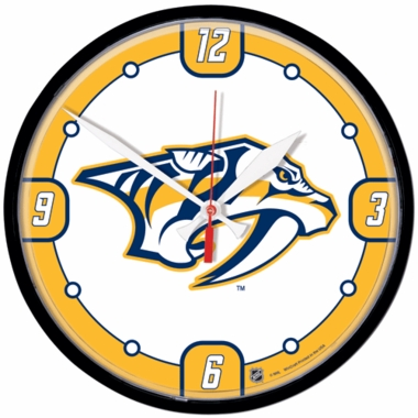 Nashville Predators Wall Clock