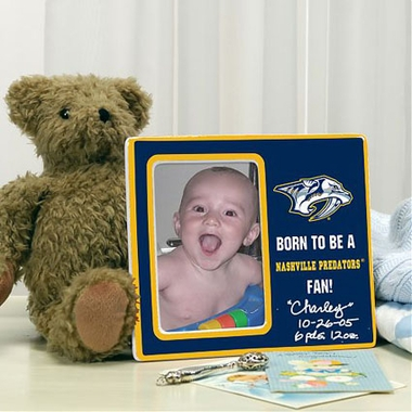Nashville Predators Youth Picture Frame