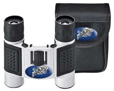 Navy Binoculars and Case