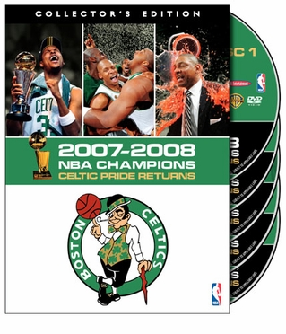 NBA Champions 2007-2008 Special Edition DVD