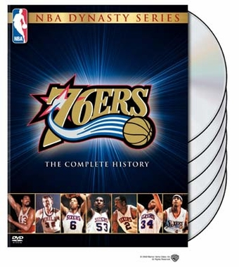 NBA Dynasty Series: The Philadelphia 76ers DVD