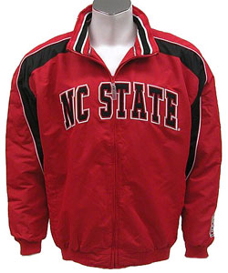 NC State 2010 Element Full Zip Jacket - Medium