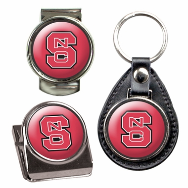 NC State 3 Piece Gift Set