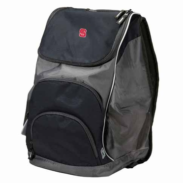 NC State Action Backpack (Color: Black)