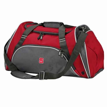 NC State Action Duffle (Color: Red)