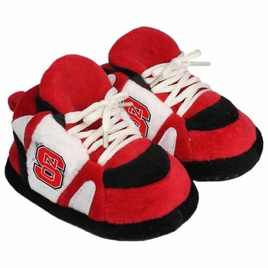 NC State Baby Slippers