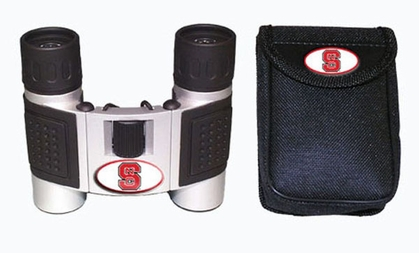 NC State Binoculars and Case