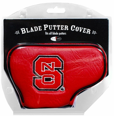 NC State Blade Putter Cover