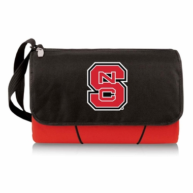NC State Blanket Tote (Red)