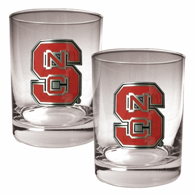 NC State Double Rocks Set