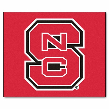 NC State Economy 5 Foot x 6 Foot Mat
