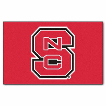 NC State Economy 5 Foot x 8 Foot Mat
