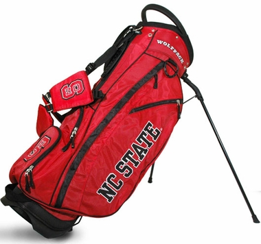 NC State Fairway Stand Bag
