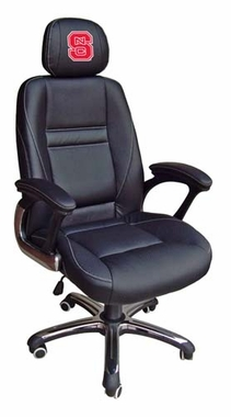 NC State Head Coach Office Chair