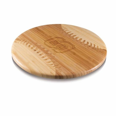 NC State Homerun Cutting Board