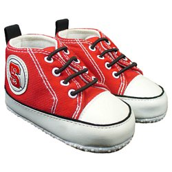 NC State Infant Soft Sole Shoe