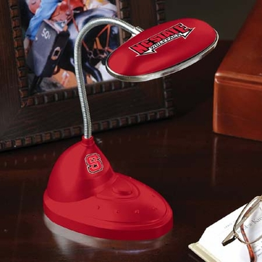 NC State Mini LED Desk Lamp