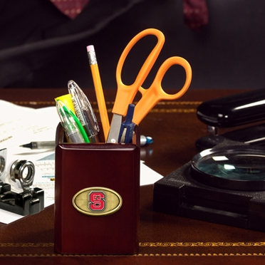 NC State Pencil Holder