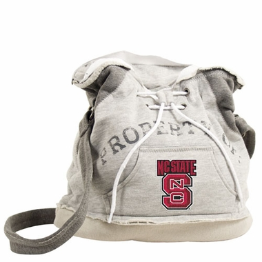 NC State Property of Hoody Duffle