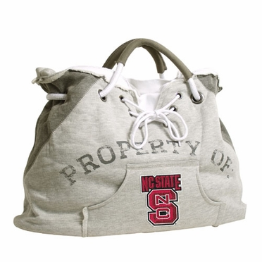 NC State Property of Hoody Tote