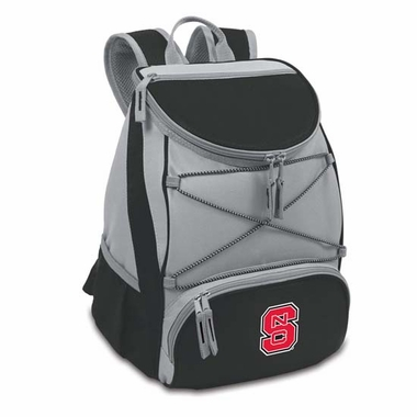 NC State PTX Backpack Cooler (Black)