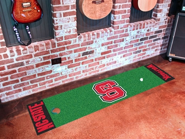 NC State Putting Green Mat