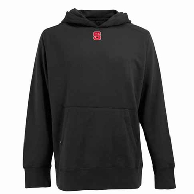 NC State Mens Signature Hooded Sweatshirt (Alternate Color: Black)