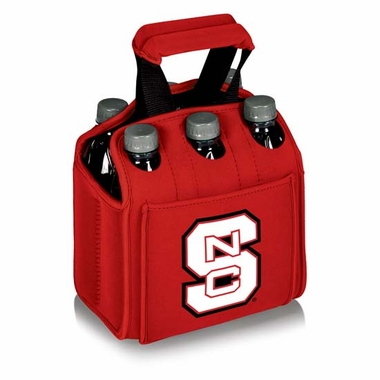 NC State Six Pack (Red)