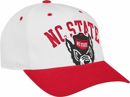 NC State Structured Adjustable Mascot Hat