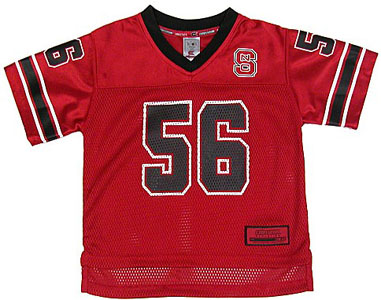 NC State Toddler Stadium Football Jersey - 3T