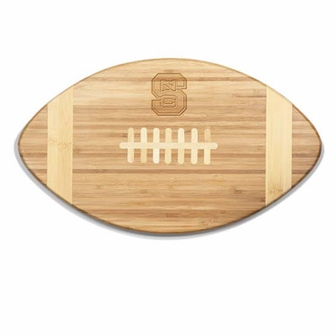 NC State Touchdown Cutting Board