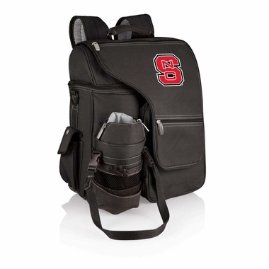 NC State Turismo Backpack (Black)