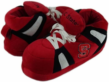 NC State UNISEX High-Top Slippers