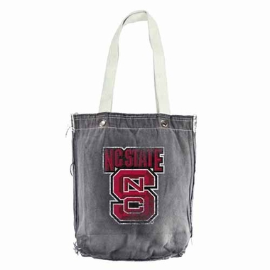 NC State Vintage Shopper (Black)