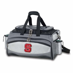 NC State Vulcan Embroidered Tailgate Cooler (Black)
