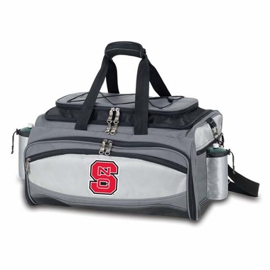 NC State Vulcan Tailgate Cooler (Black)