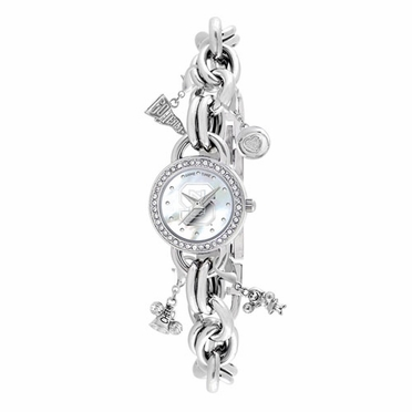 NC State Women's Charm Watch