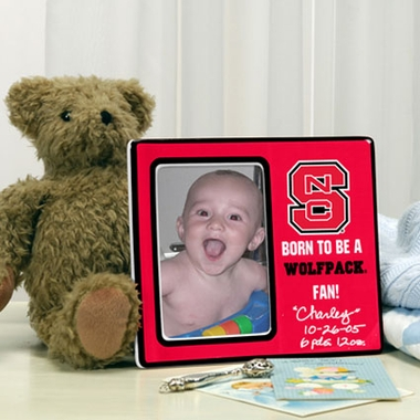 NC State Youth Picture Frame